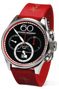 CHRONO-REGULATOR RED